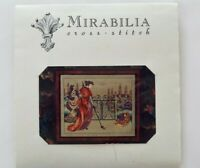 Mirabilia My Lady's Garden Nora Corbett MD #9 Counted Cross Stitch Chart