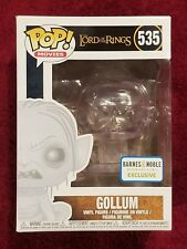 FUNKO POP! LORD OF THE RINGS #535 INVISIBLE GOLLUM BARNES & NOBLE EXCLUSIVE