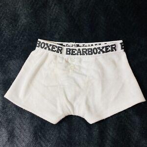 Build A Bear Boxers White BAB Underwear Briefs