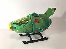 TMNT Shell Sub Submarine Vehicle Ship Playmates 2003 Sea Sewers Fox For Parts