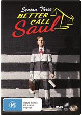 Better Call Saul Season 3 : NEW DVD
