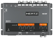 Hertz H8 DSP Car Audio Digital Interface Processor