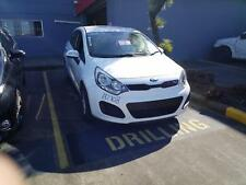 KIA RIO HATCH  VEHICLE WRECKING PARTS 2012 ## V000119 ##