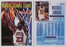 MICHAEL JORDAN 1994 TOPPS GOLD REIGNING SCORING LEADER #384 BASKETBALL CARD