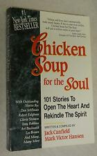 Chicken Soup for the Soul by Jack Canfield, Mark Victor Hansen (1993, Paperbac