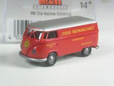 1//87 Brekina # 0578 VW t1 B riquadro laurichesse mazout gaz B modello speciale...