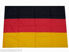 Bandiera Germania NUOVA 140x90 Germany Flag New Polyester FLAG DEUTSCHLAND NEU