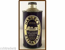 Cone Top  Beer Can Hanley's Extra  Pale  Refrigerator / Tool Box Magnet
