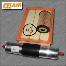 KIT di servizio BMW 3 Series E46 318i M43 FRAM olio aria filtri di carburante (1998-2001)