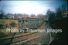 New ListingSubway Slide (Dupe): Philadelphia Transp. Co., Market St. Cars, 69th St. - 1958