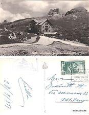 #  ALBERGO MARMOLADA - PASSO FALZAREGO  - 1951