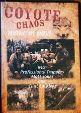 Predator Control Group's Coyote Chaos DVD Video