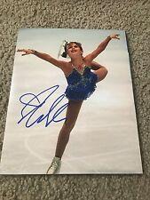 Tara Lipinski Autographed 8x10 Sexy Photo US Olympic Figure Skater