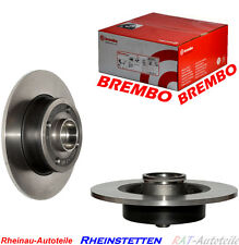 Brembo Bremsscheiben Hinten RENAULT Megane CC, Scenic III, Grand Scenic, diverse