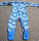 BONDS BOYS WONDERSUIT ROMPER SZ 1 ( 12 - 18 MONTHS)