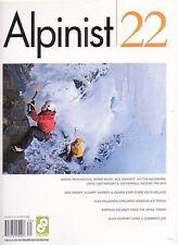 Mountaineering: Climbing, Alpinist Magazine #22 - Brand New, Unread