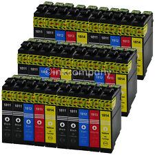 30x XL DRUCKER PATRONEN für EPSON HOME XP30 XP102 XP202 XP405 XP402 XP412 XP33