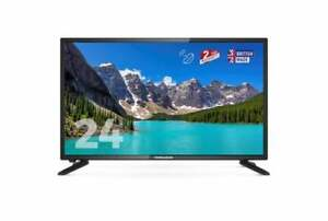 """FERGUSON 24"""" inch LED TV FREEVIEW HD HDMI, USB & VGA - BRAND NEW - FAST DELIVERY"""