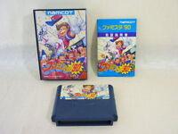FAMILY STADIUM 90 Famista Fami Sta Famicom Nintendo Import JAPAN Game fc