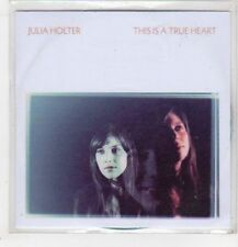 (GB832) Julia Holter, This Is A True Heart - 2013 DJ CD