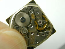 BULOVA 8AD COMPLETE MOVEMENT WITH PERFECT COMPLETE BALANCE WHEEL
