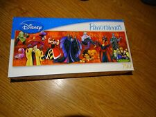 Disney Villains Panoramas 750 Piece Puzzle by Mega Brands