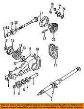 SUBARU OEM 90-14 Legacy Rear Differential-Side Seals 806732200