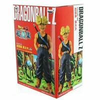 Banpresto Dragon Ball Z Super Saiyan Trunks Dxf Figura, Chozousyu Volume 6,13 cm