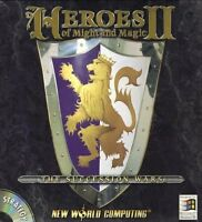 HEROES OF MIGHT & MAGIC II PC GAME +1Clk Windows 10 8 7 Vista XP Install