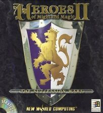HEROES OF MIGHT & MAGIC II +1Clk Windows 10 8 7 Vista XP Install