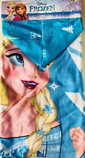 Disney Kids Frozen Elsa 60x120cm Official Licensed Hooded Bath Towel 100 Cotton