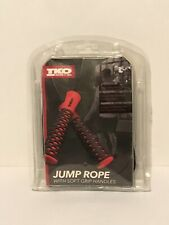 TKO 9' JUMP ROPE WITH SOFT GRIP HANDLES