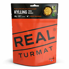 Real Turmat BEEF STEW by Drytech - Lightweight Freeze-Dried Food