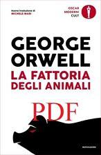 La fattoria degli animali - George Orwell