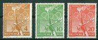 Berlin Nr. 88 - 90 sauber postfrisch Vorolympische Festtage 1952 MNH