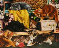500 Pieces Jigsaw Puzzle Cute Kittens - Brand New & Sealed