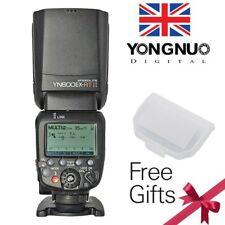 Yongnuo YN600EX-RT II Wireless Flash Speedlite TTL Master For Canon YN-E3-RT UK