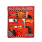 DISNEY plaid polaire couverture CARS rouge 120 x 140 cm NEUF