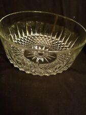 Arcoroc  France glass 10 inch bowl