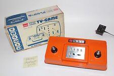 Extremely Rare Nintendo X Sharp Color TV Game XG-106 CTG-6S 77! B4 Mario Famicom