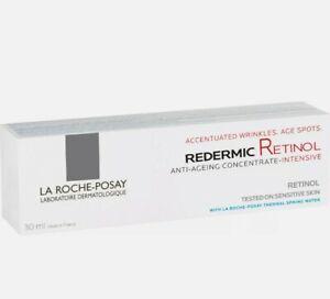 LA ROCHE-POSAY REDERMIC RETINOL ANTI-AGEING CONCENTRATE-INTENSIVE 30ML Exp:09/23