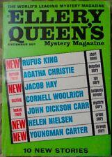 ELLERY QUEEN MYSTERY MAGAZINE 1966 DECEMBER