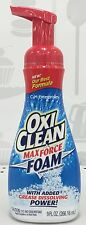 Oxi Clean Max Force Foam Laundry Pre Treater 9 oz