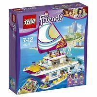 LEGO FRIENDS 41317 IL CATAMARANO-BARCA A VELA Misb