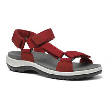 Hotter Women's Escape Active Textile/Leather Touch Fastening Adult Sandals
