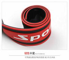 Auto Accessories Scuff Plate Door Sill Sticker Rear Bumper Cover Guard 90*7.2 CM