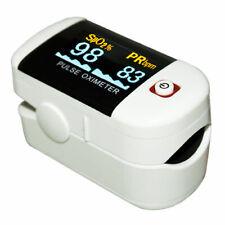 USA FDA Finger Pulse Oximeter Blood Oxygen Sensor O2 SpO2 Monitor Heart Rate New