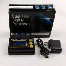 TLL-90S Digital Laser Level Protractor Angle Finder Meter Hi-accuracy 0.001° 90S