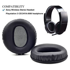 Earmuff ear pads cover for SONY PS3 ps4 Wireless Stereo CECHYA-0080 headset