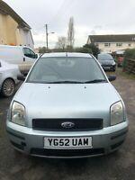 Ford Fusion 2 1.4 petrol 2002 (52)